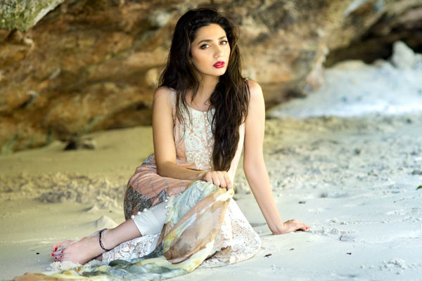 amazing photo of mahira khan