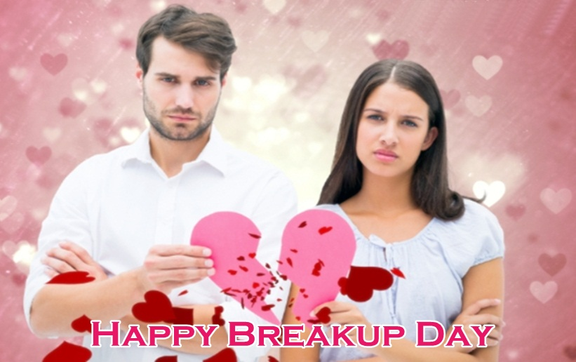 11 Happy Break Up Day Image