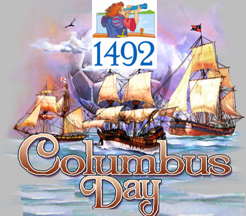 14 Columbus Day