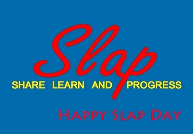 14 Happy Slap Day