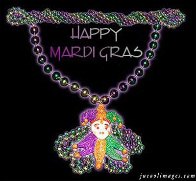 14 Mardi Gras
