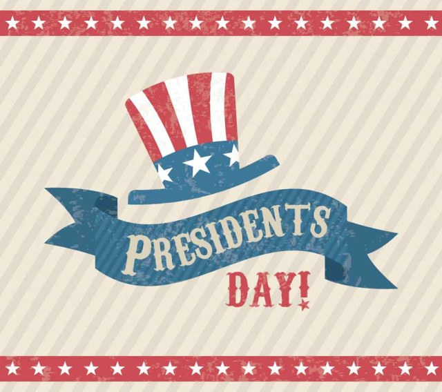 14 President's Day Images