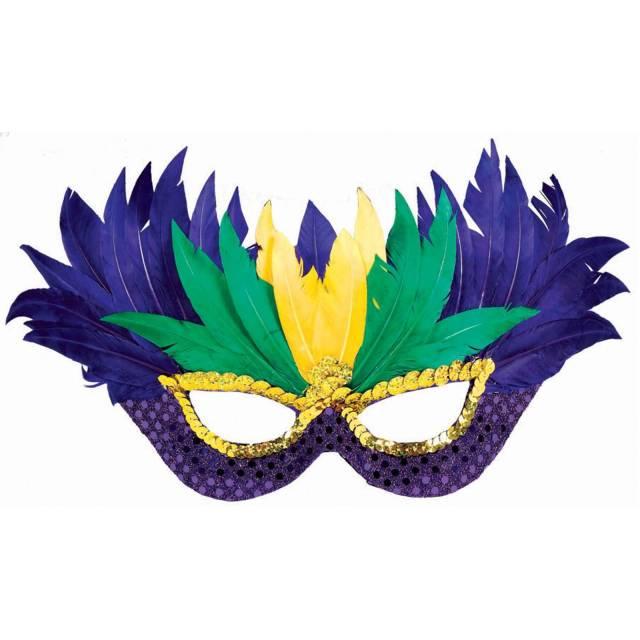 15 Mardi Gras Mask Image