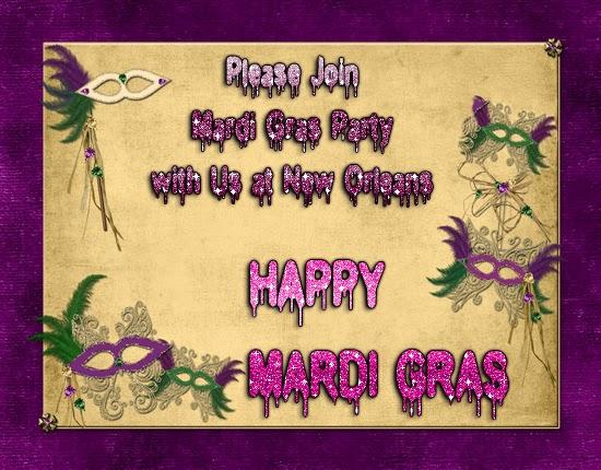 18 Mardi Gras