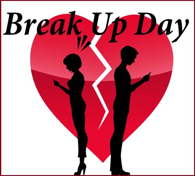 19 Happy Break Up Day Image