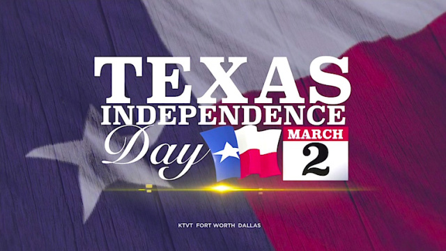 2 March Texas Independence Day Wishes Images