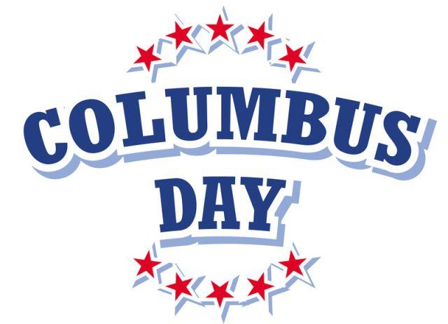 24 Columbus Day