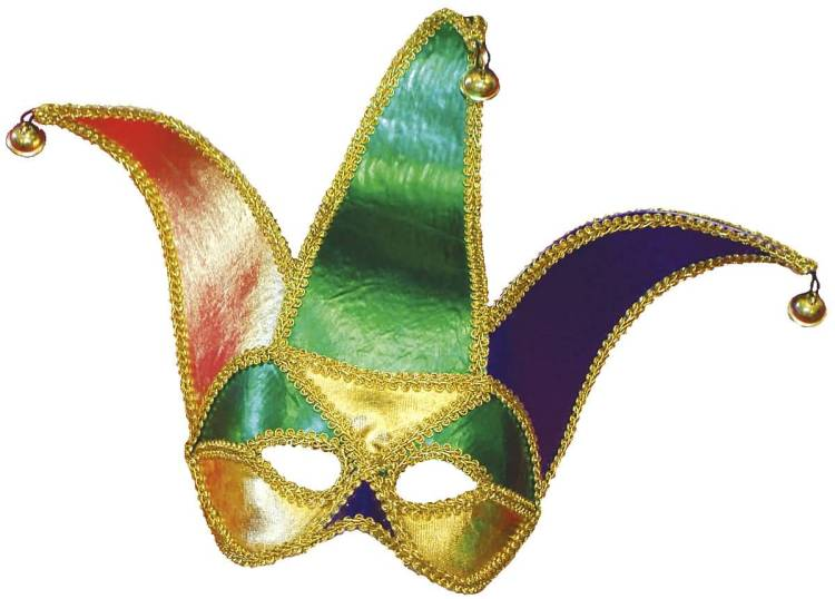 27 Mardi Gras Mask Image