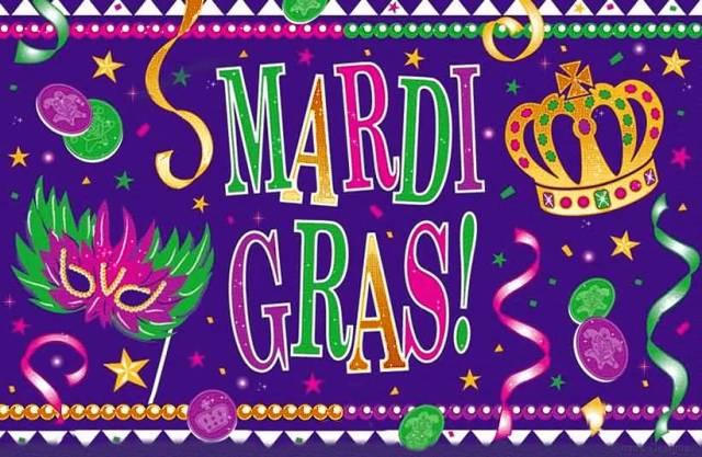 33 Mardi Gras Image