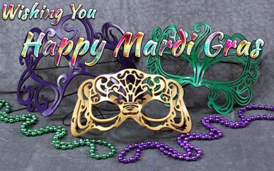 38 Mardi Gras Mask Image