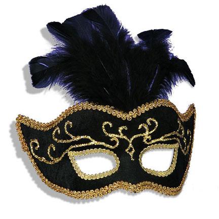 39 Mardi Gras Mask Image