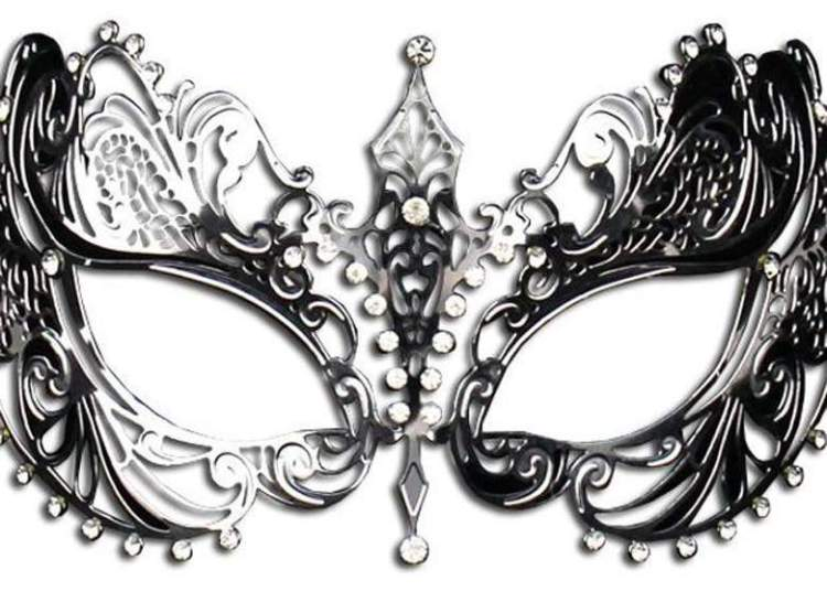 40 Mardi Gras Mask Image