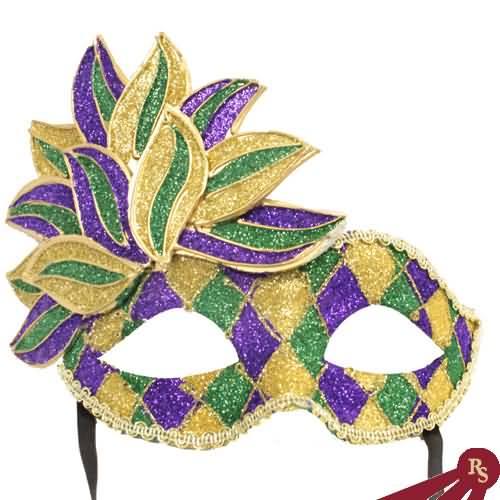 46 Mardi Gras Mask Image
