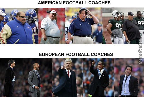American Football Memes American football coaches european football coaches