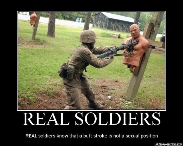 Army Memes real soldiers