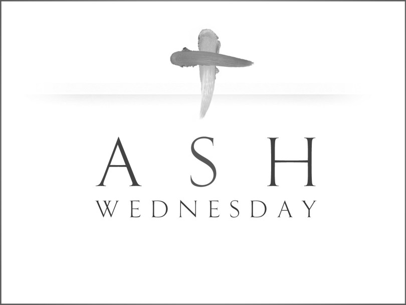 Ash Day Wishes Cross Image