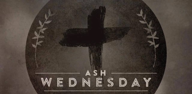 Ash Wednesday Greetings Image