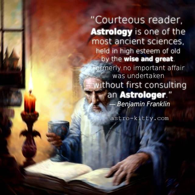 Astrology Sayings courteous reader astrology is one of the most ancient sciences