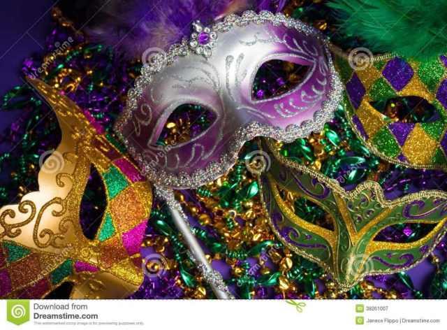 Best Mask Mardi Gras Day Image