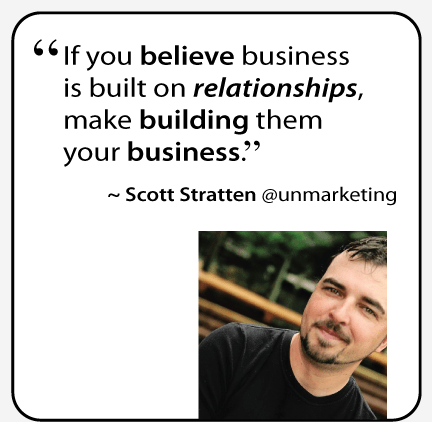 Business Quotes if you believe business is built on relationship make building them your business