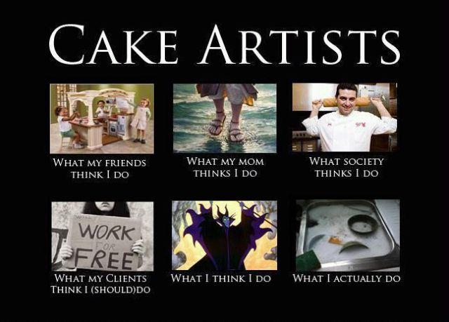 Cake Meme cake artists