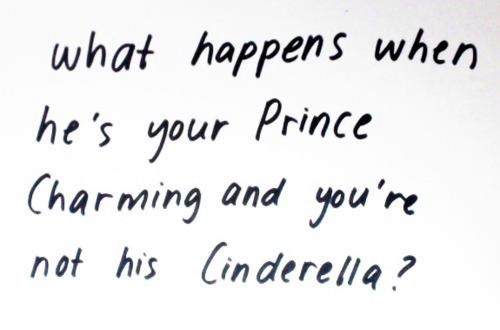 Charming sayings what happens when he's your prince