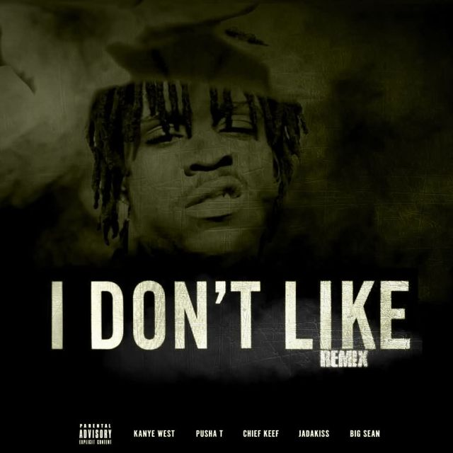Chief Keef Quotes i don't like remix