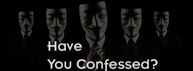 Confession Day 18