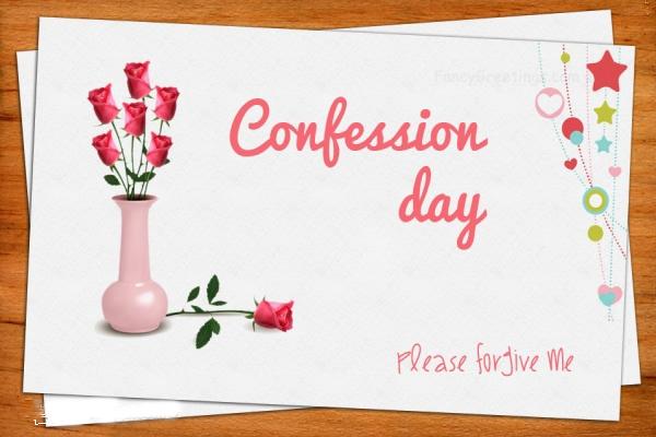 Confession Day 25
