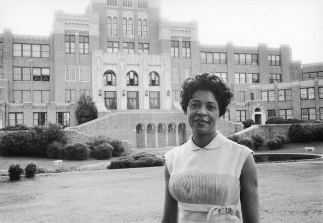 Daisy Gatson Bates Day Picture
