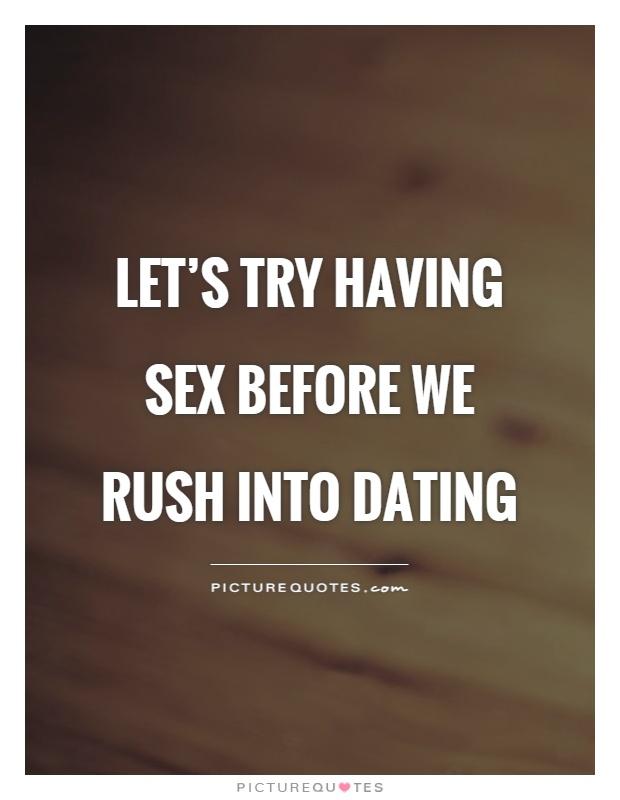 Dating slogans