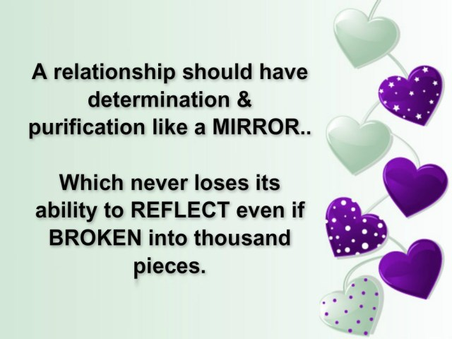 Determination Quotes a relationship should have determination