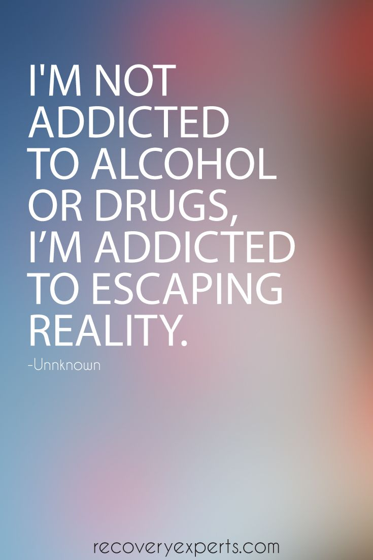 Quotes About Drugs Drug Recovery Quotes Im Not Addicted To Alcohol  Picsmine