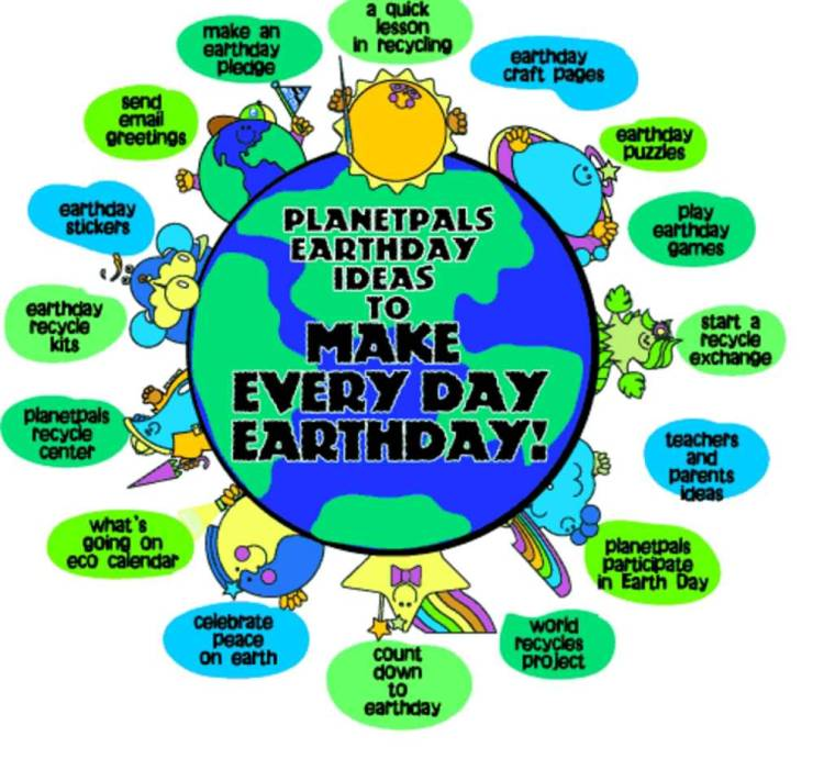 Earth Day Quotes make an earth day pledge a quick lesson in recycling