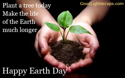 Earth Day Sayings plant a tree today make (2)