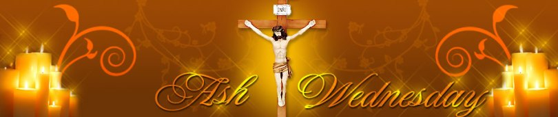 Facebook Cover Image Ash Wednesday
