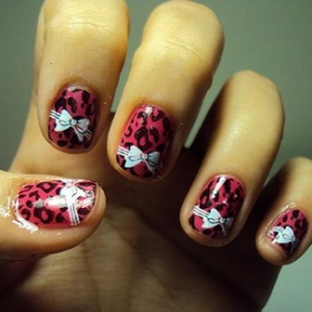 Fantastic Bow Nails