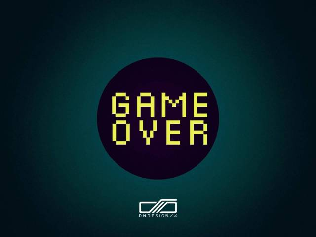 Games Quotes game over