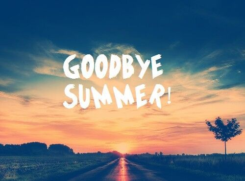 Goodbye Summer Quotes goodbye summer...
