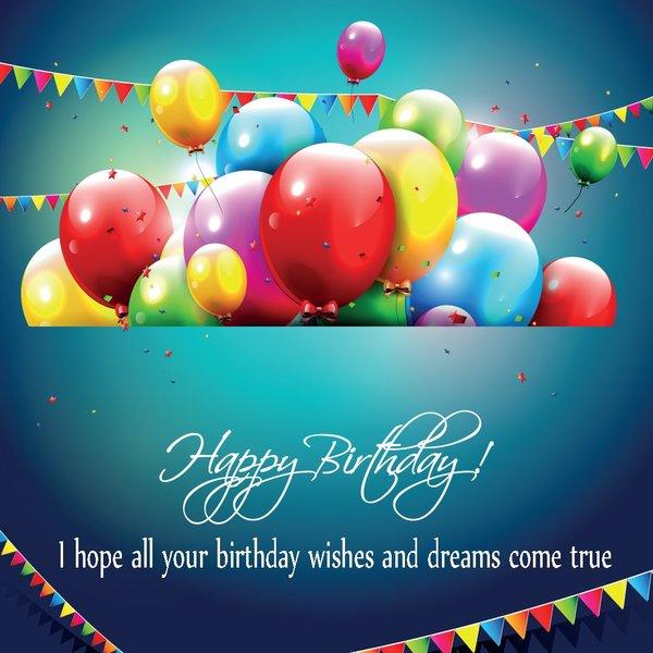 Happy Birthday Sayings happy birthday i hope all