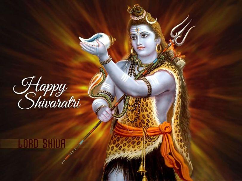 Happy Maha Shivratri 12