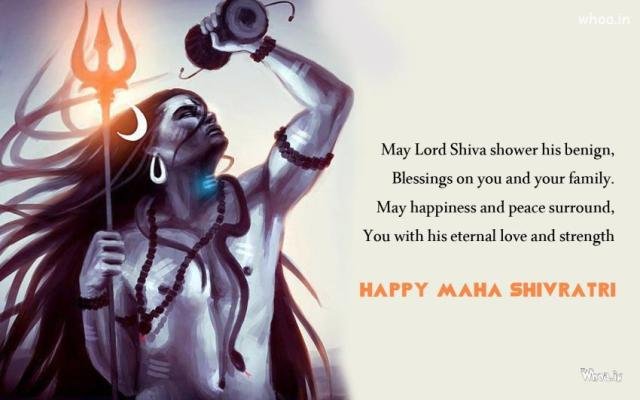Happy Maha Shivratri Wishes 50