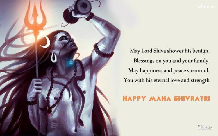 Happy Maha Shivratri Wishes 50