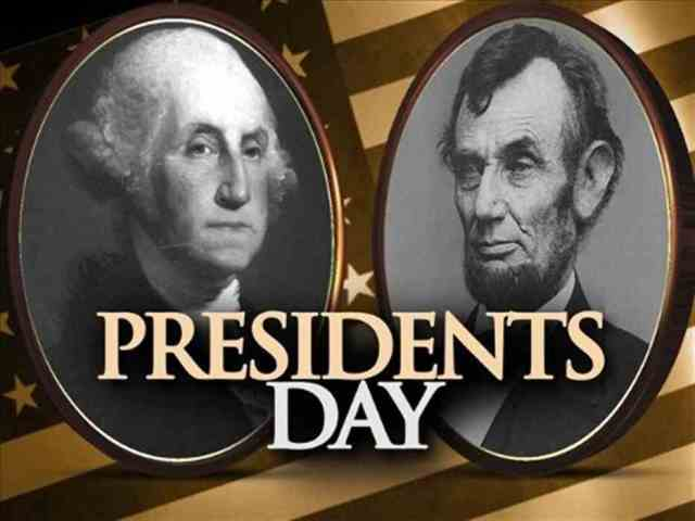 Happy President's Day Greetings Wishes Image