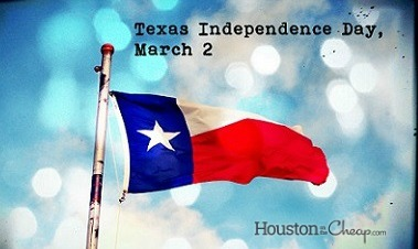 Happy Texas Independence Day March 2 Wishes Image