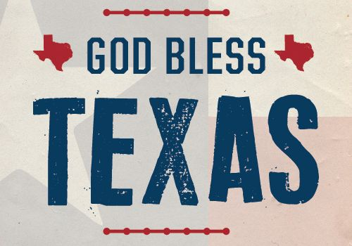 Have A Blessed Happy Texas Independence Day Wishes Image
