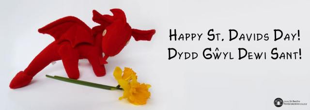 Have A Happy St David's Day