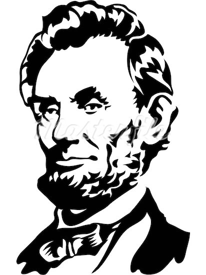 Lincoln Happy President's Day Image