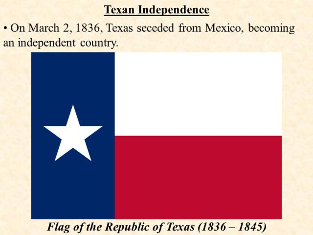 March 2 1836 Happy Texas Independence Day Wishes Image