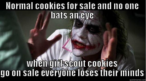 Normal cookies for sale and no one bats Cookie Meme (24)